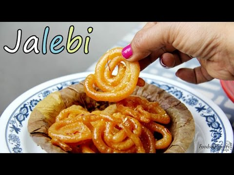 jalebi recipe | How to make instant Jalebi at home | Indian sweet crisp Jalebi | Indian recipes