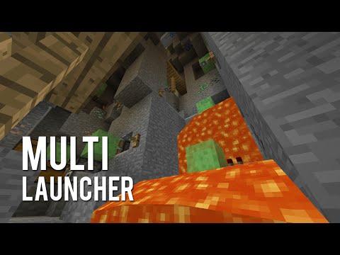 Minecraft: Ultimate Slimeblock Multi Launcher
