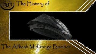 The History of The Al'kesh (mid range bomber) (SG1)