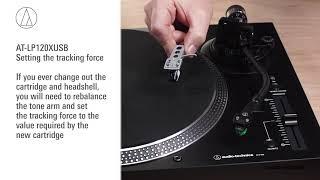 Audio Technica LP120 Turntable Setup (How To) - PakVim net