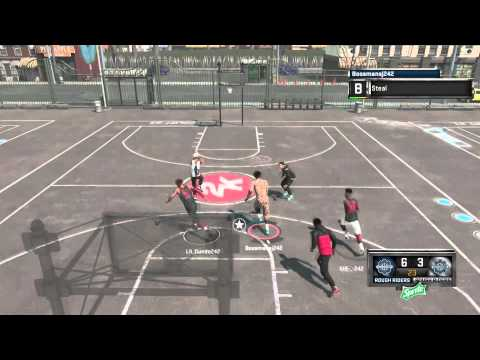 NBA 2k15 : My Park With Friends (PS4)