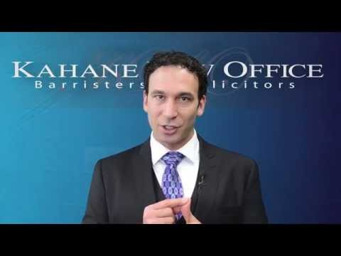 What Happens to Deposits When Buying a Property? By Kahane Law Office
