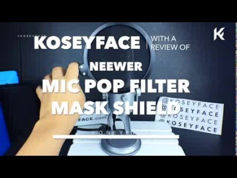 $5 Pop Filter Review