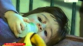 Рейд по неблагополучным семьям в Зеленчукской