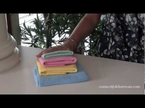 Norwex Enviro Cloth ~ Cleaning without harmful Chemicals ~ Cloth Colour Code