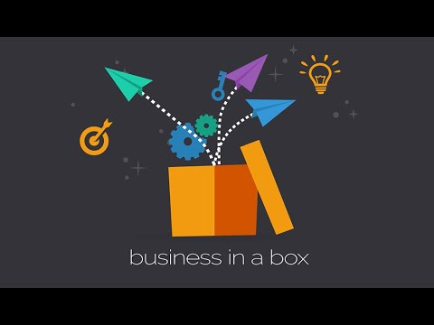 Business in a Box with the Eazi-Apps Franchise