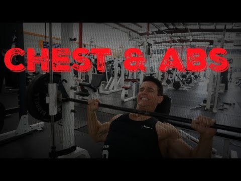 ULTIMATE CHEST & ABS WORKOUT