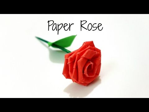 DIY Paper Rose/How to make small paper rose with paper strips/Paper Craft/Diy Paper Flower