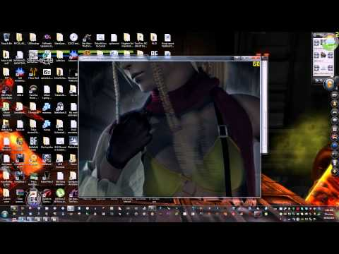 PCSX2 - FFX-II Intro full speed recorded with CamStudio