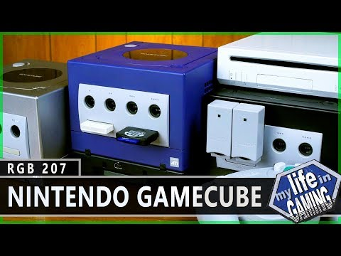 RGB207 :: Getting the Best Picture from your Nintendo GameCube - MY LIFE IN GAMING