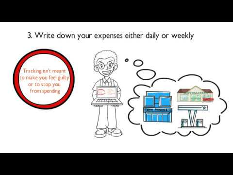 3 Tips on How to Track Your Expenses
