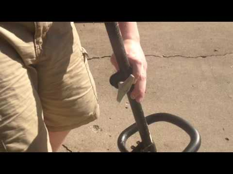 How to Re String your Ryobi Gas String Trimmer