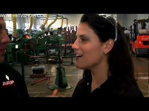 How ARP Fasteners Are Made Part 1