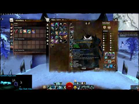 Guild Wars 2 - Guardian - Dungeon and overall build - 7/9/2013