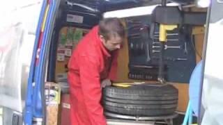 Pneu M@D montage pneus à domicile