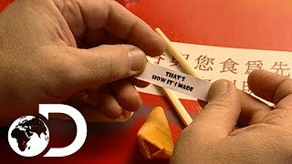 Fortune Cookies | How It