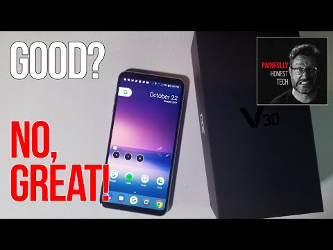LG V30 Review After Ten Days Use