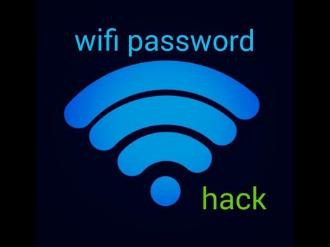 wifi password hack on any android device