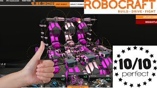 Robocraft - Funny And Buggy Moments Compilation