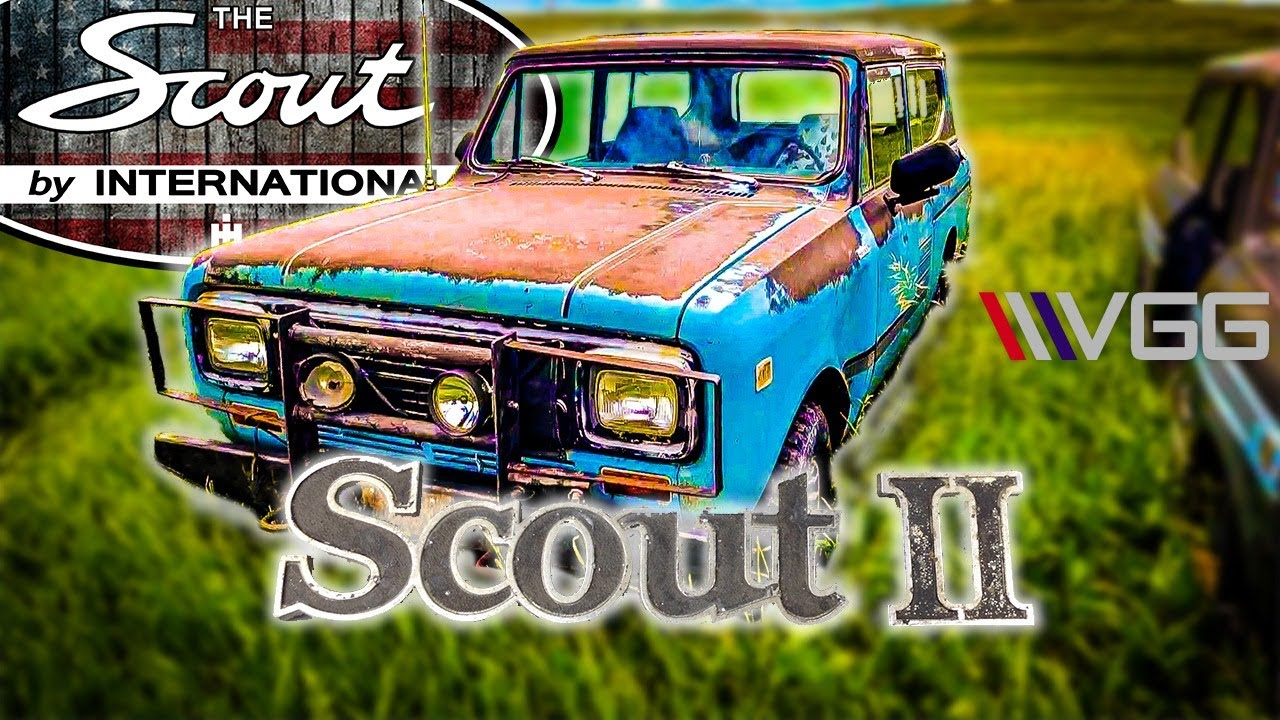 FORGOTTEN International Scout NISSAN TURBO DIESEL - Will it RUN AND DRIVE 600 miles?