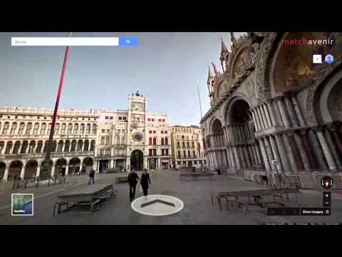 Google Street View : Voyager dans l'espace et remonter le temps