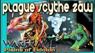 Warframe - Plague Scythe - The Reach Around