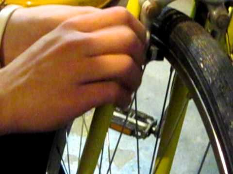 How to Change Front Brakes on a Bike