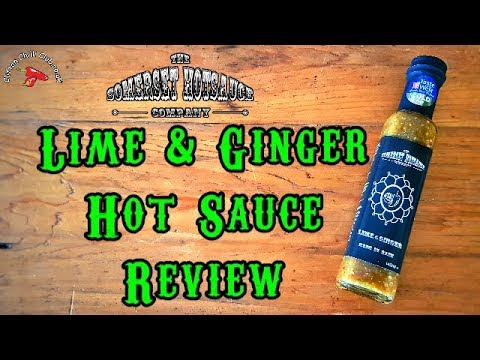Lime & Ginger Hot Sauce Review