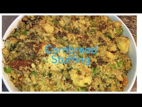 Recipe Share   Cornbread Sausage Stuffing