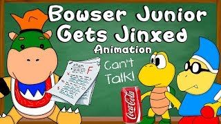 SML Movie: Bowser Junior Gets Jinxed! Animation