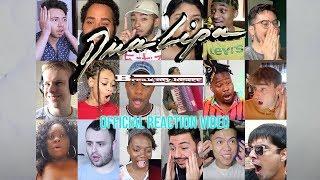 Dua Lipa - Break My Heart (Official Reactions video)
