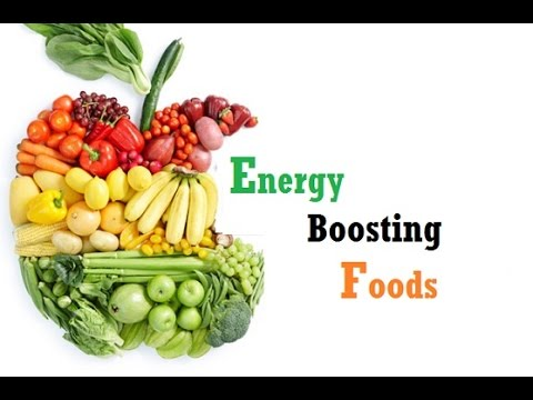 5 Instant Energy Boosting Foods | How to Boost Energy