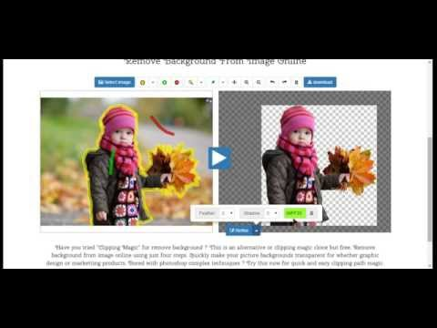 Remove Background From Image Online Clipping Magic Clone