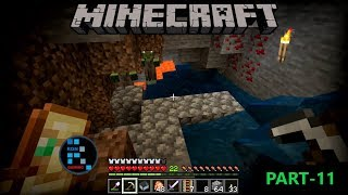 [Hindi] MINECRAFT GAMEPLAY | MINING FOR GOLD AND FUN MOMENTS#11
