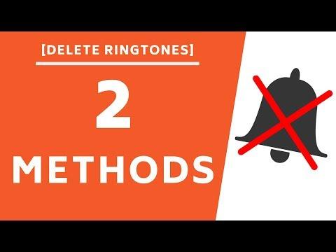 How to Delete Ringtones from iPhone (2 Methods!)