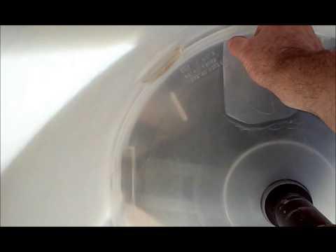 Washing Machine Cracked Outer Tub Repair