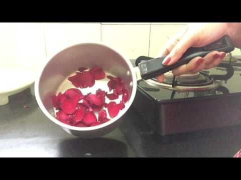 DIY Rose Water | Make Rose Water at Home