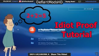 How To Jailbreak 480 Ps3 Better Explained Idiot Proof