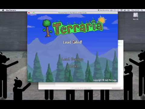 Terraria for mac 1.1.1 (Rus)