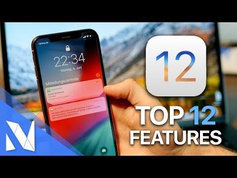 iOS 12: Das sind die 12 besten neuen Features! | Nils-Hendrik Welk