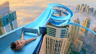 this water slide should not exist..