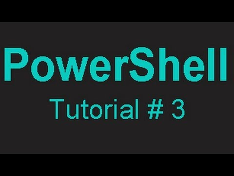 PowerShell 03 - Finding out which PowerShell version you are using