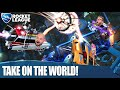Rocket League Radical Summer Rob amp Dave Vs The World