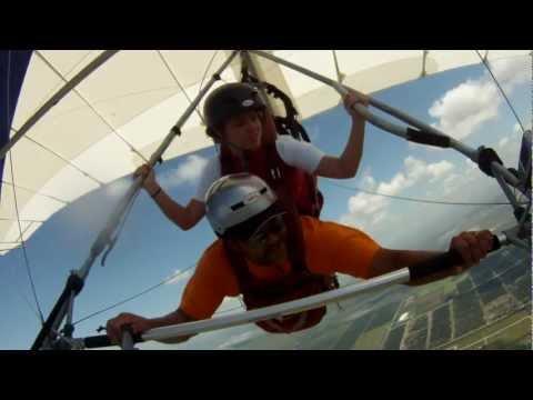 Hang gliding Tampa, Orlando, Miami, Naples, Ft. Myers, Florida