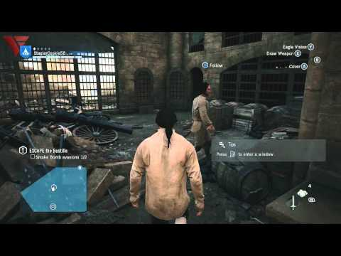 Assassin's Creed Unity: Imprisoned Sequence 2 Memory 1