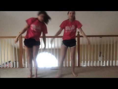 Advanced Two Person Acro Stunts