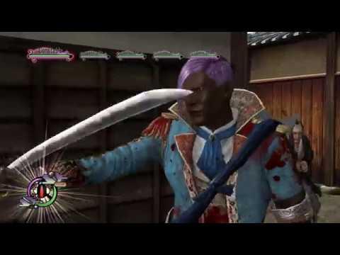 Way of the Samurai 4 - The Last Heist Harakiri