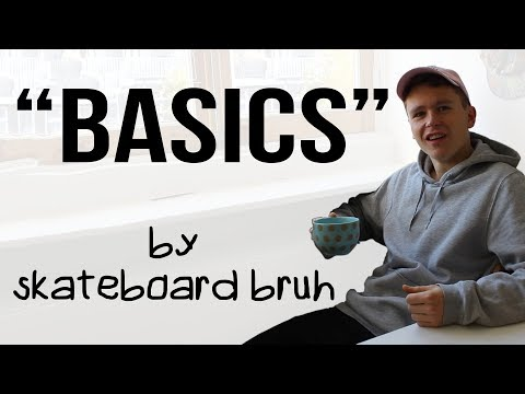 The First 10 Tricks You Should Learn on a Skateboard (flatground)