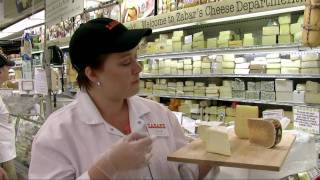 Download Autumn in NY - Zabar's Cheese Plate of the Week Video