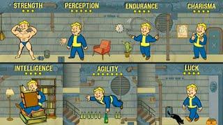 Fallout 4! Modern Bunker Timelapse!